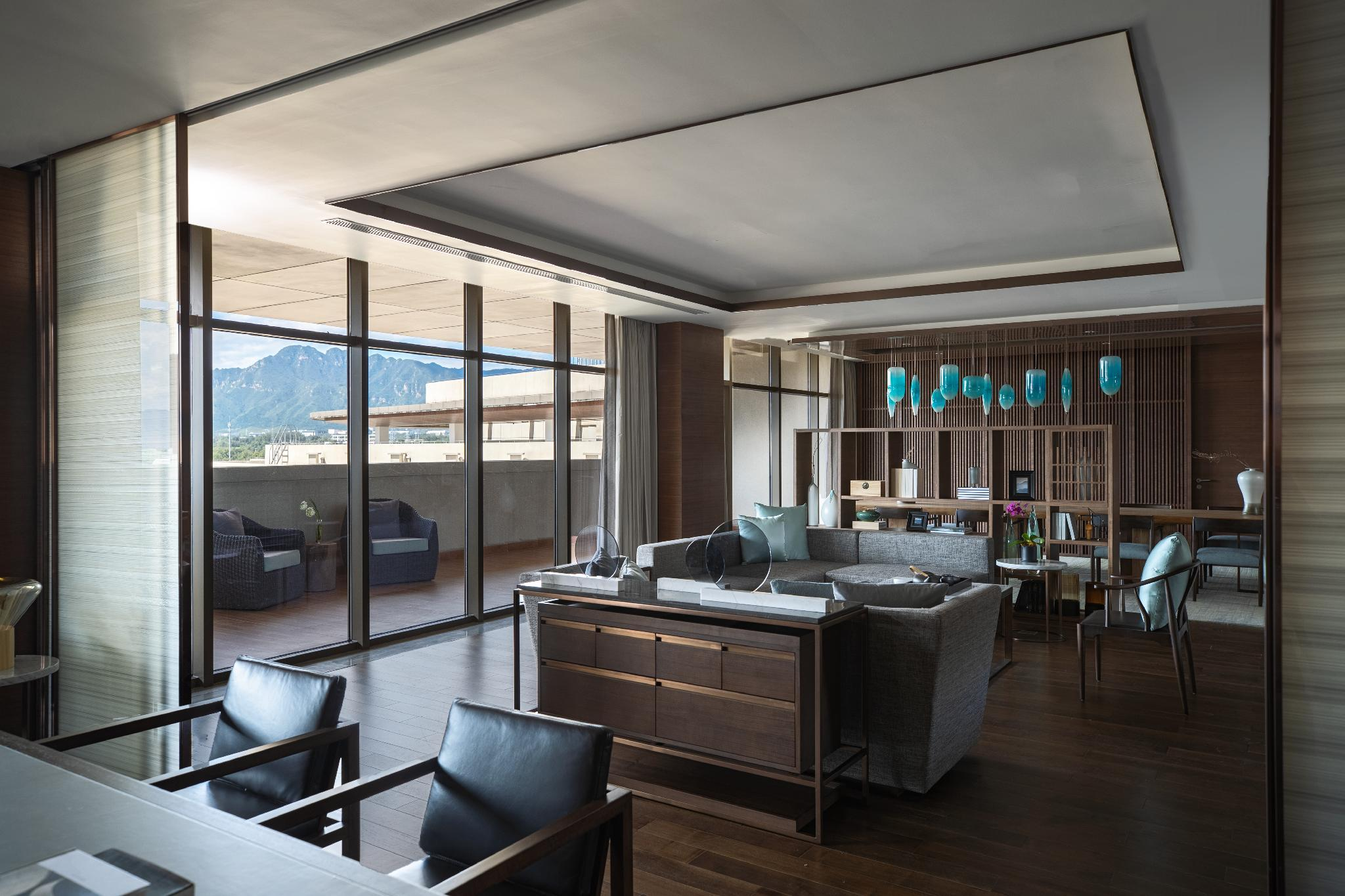 Presidential Suite, Executive lounge access, Suite, 1 King