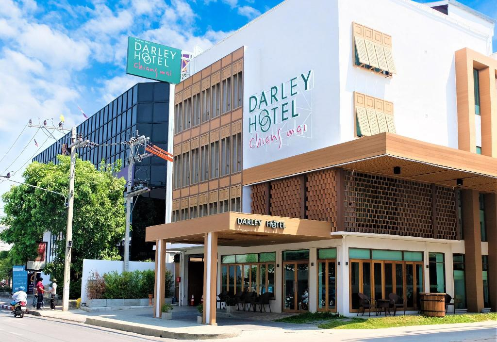 More about Darley Hotel Chiangmai