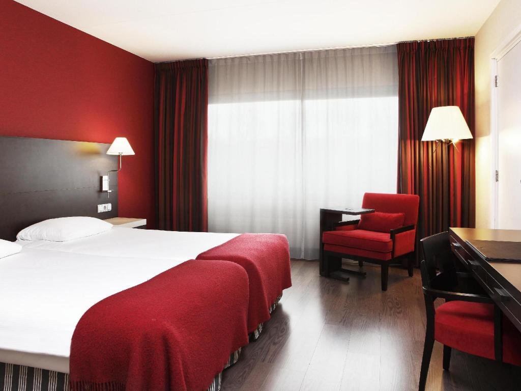 Standard Room - Guestroom NH Capelle Hotel