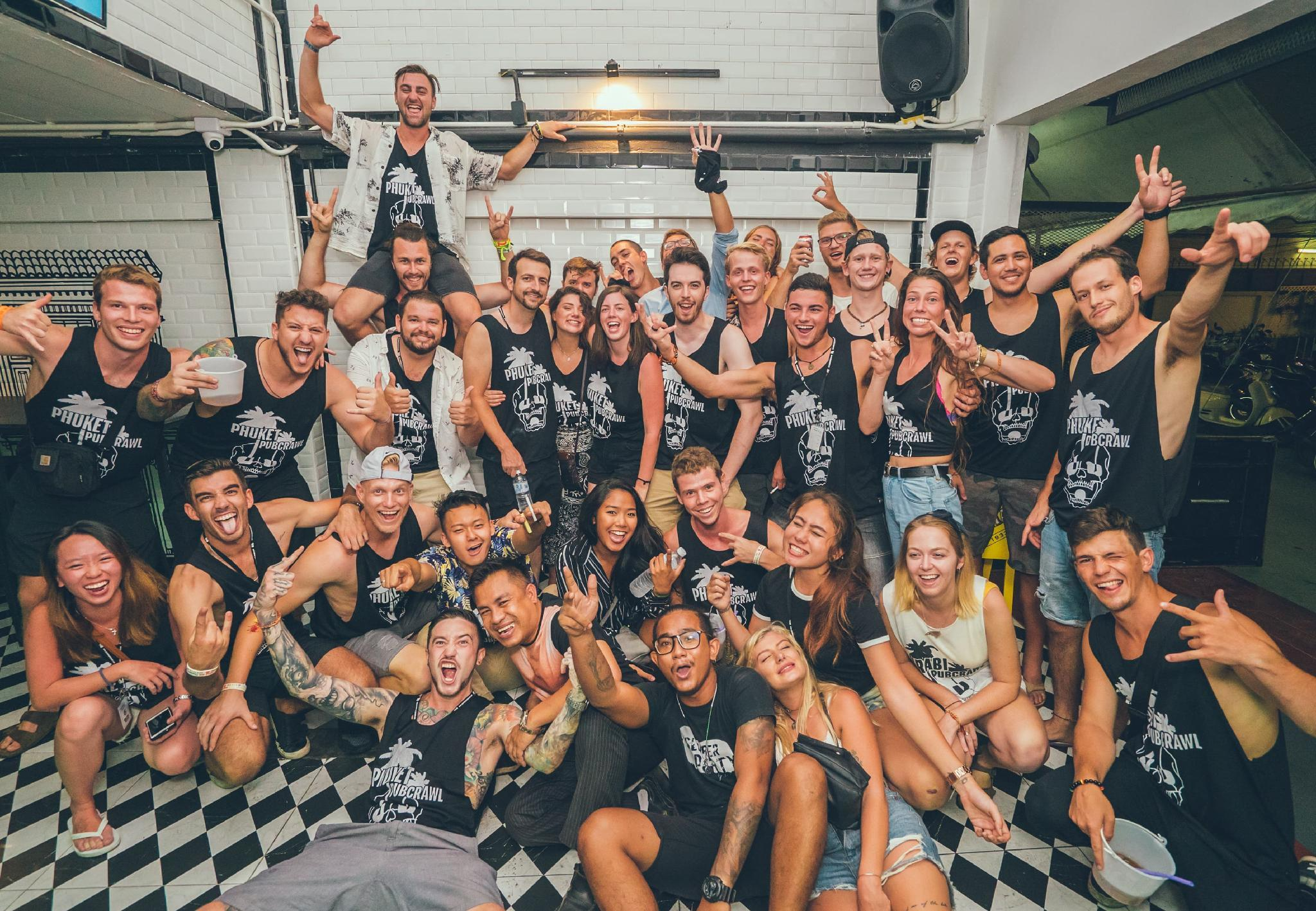 Slumber Party Hostel Phuket In Thailand Room Deals Photos Reviews