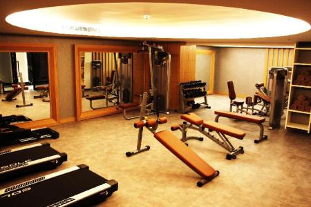 Fitness center Ramada by Wyndham Isparta