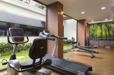 Fitness center Ramada Encore by Wyndham Istanbul Airport