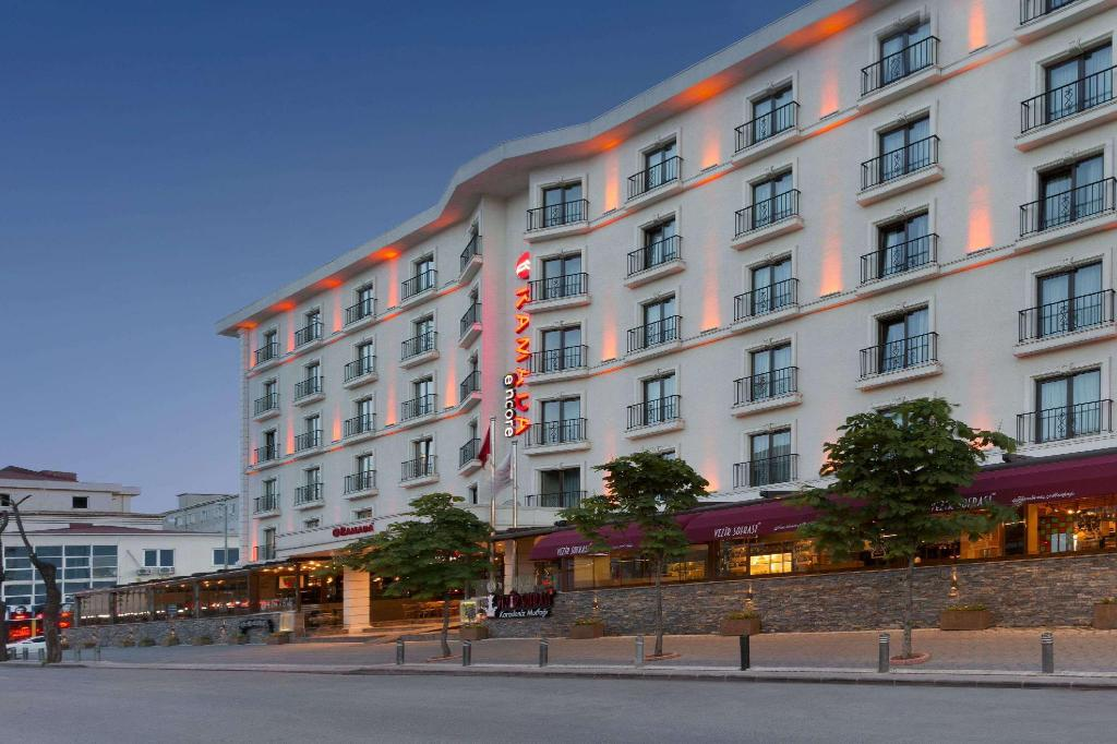 Exterior view Ramada Encore by Wyndham Istanbul Airport