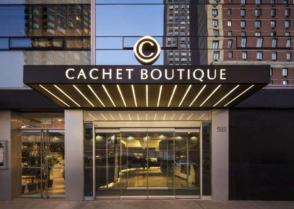 Cachet Boutique Hotel Nyc In New York Ny Room Deals