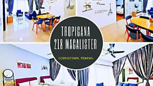 Stylish Suite @ Tropicana 218 Macalister Penang
