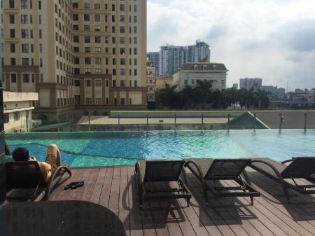 Swimming pool [outdoor] Sunny Tropical Serviced Apartments 2