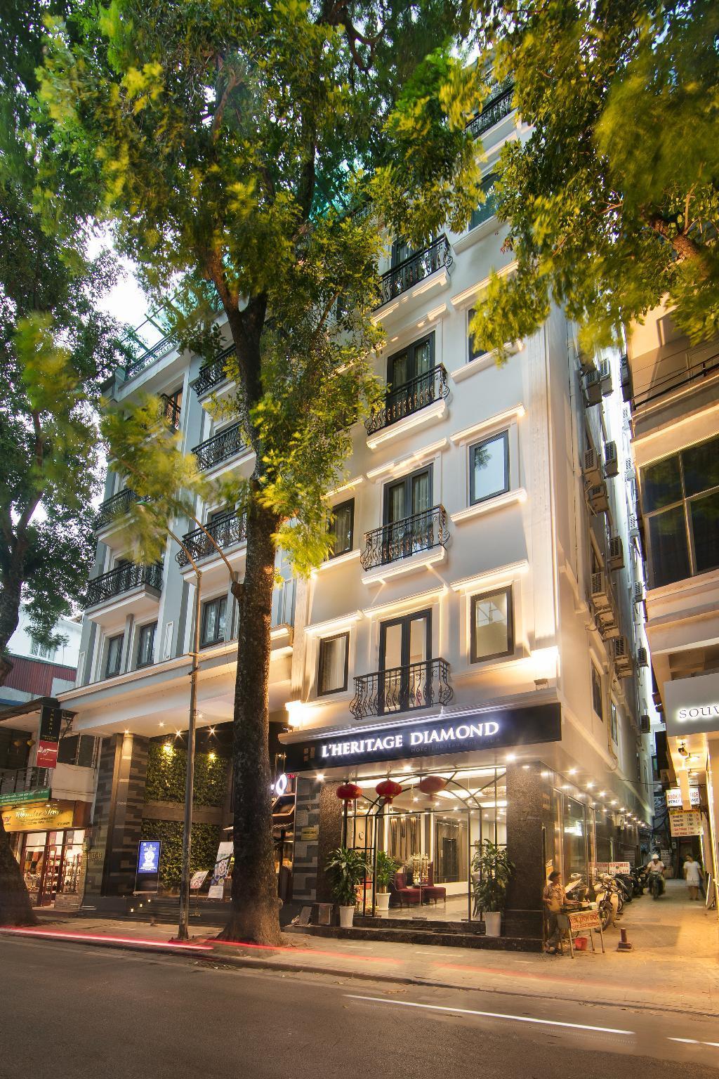 hanoi l heritage diamond hotel spa in vietnam room deals photos rh agoda com