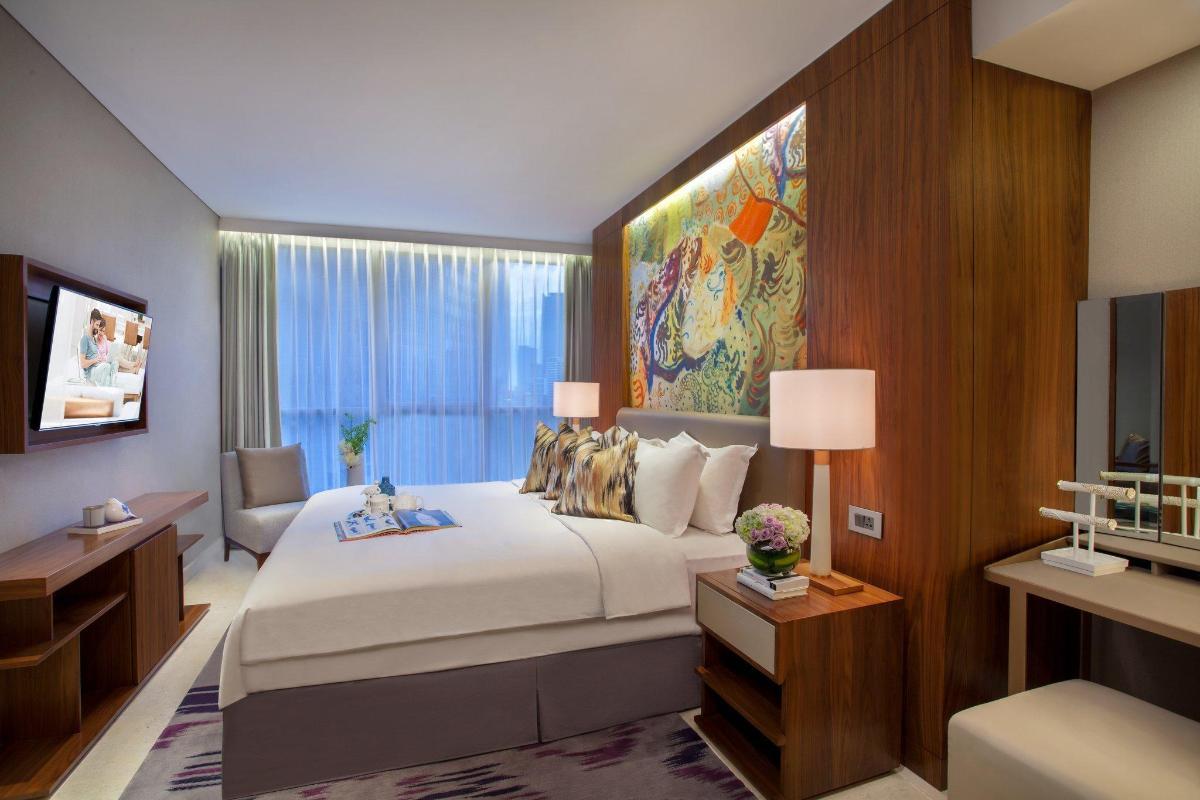 Ascott Sudirman Jakarta Serviced apartment - Deals, Photos & Reviews