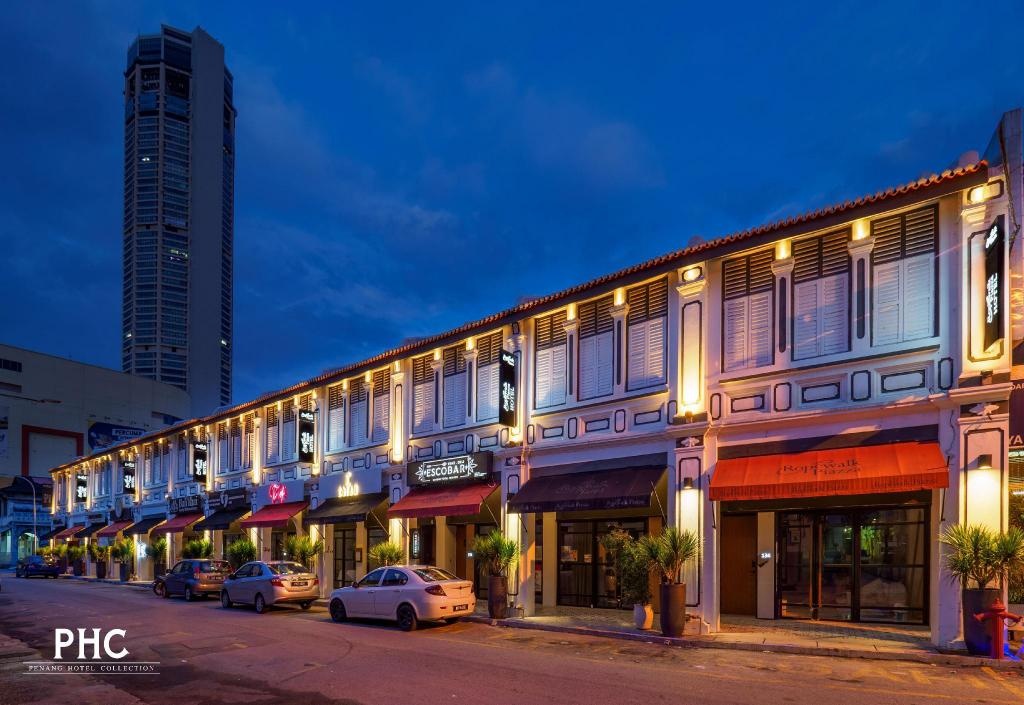 Ropewalk Piazza Hotel By PHC in Penang - Room Deals, Photos & Reviews