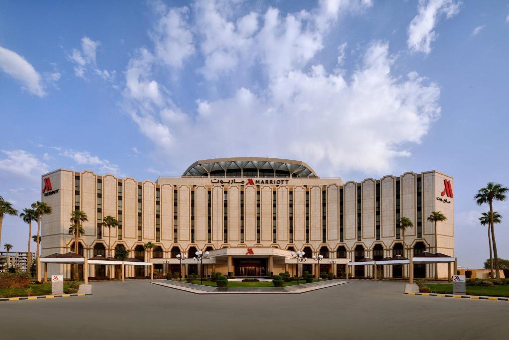 Riyadh Airport Marriott Hotel in Saudi Arabia - Room Deals