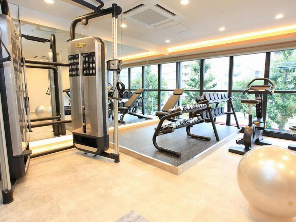 Fitness center Urban Hotel Kyoto-Shijo Premium - Fitness & Spa
