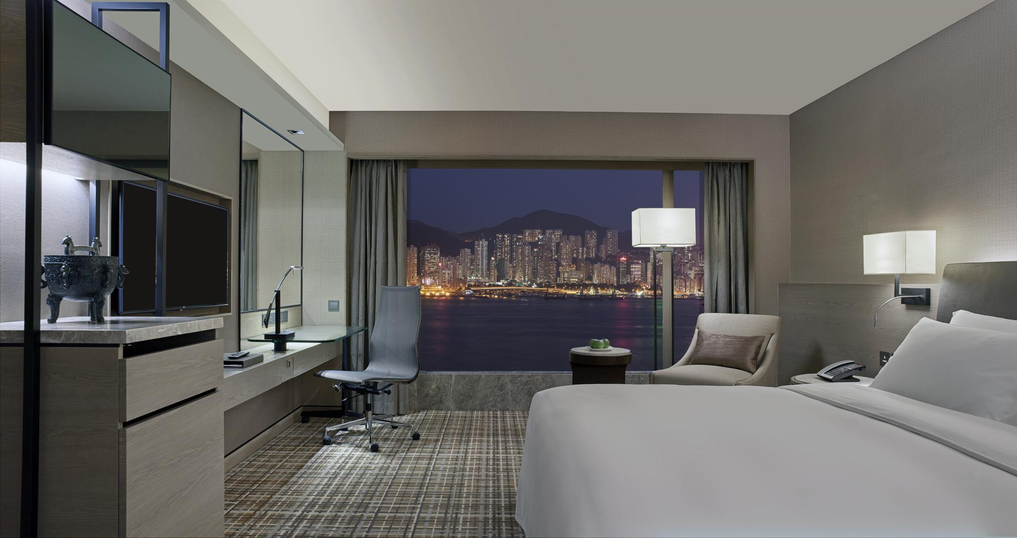 Harbour View King or Twin Room with Handy Phone