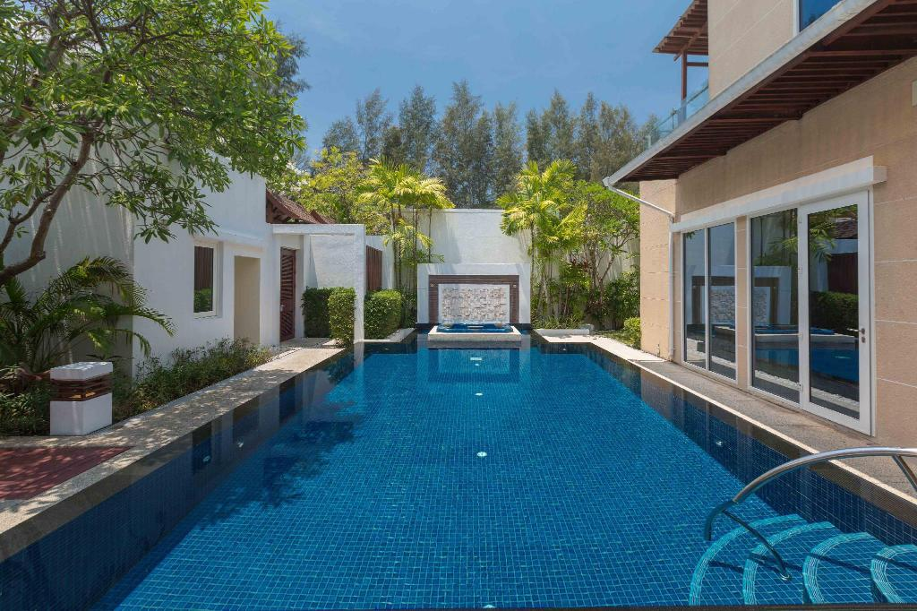 4 Bedroom Pool Villa - View