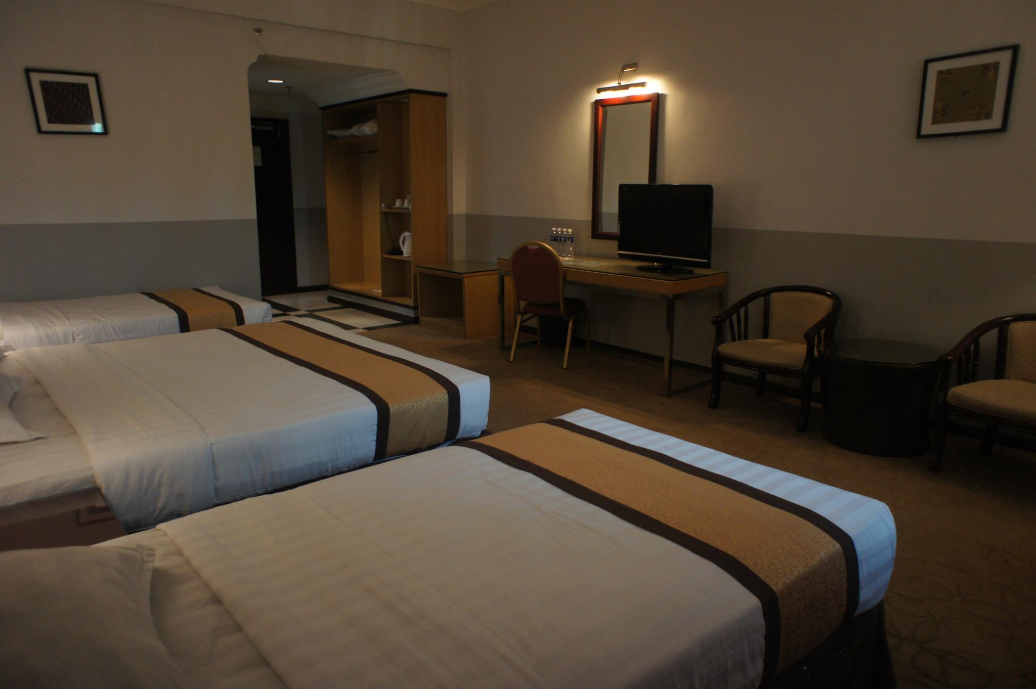 Tyng Garden Hotel Sandakan in Malaysia - Room Deals, Photos