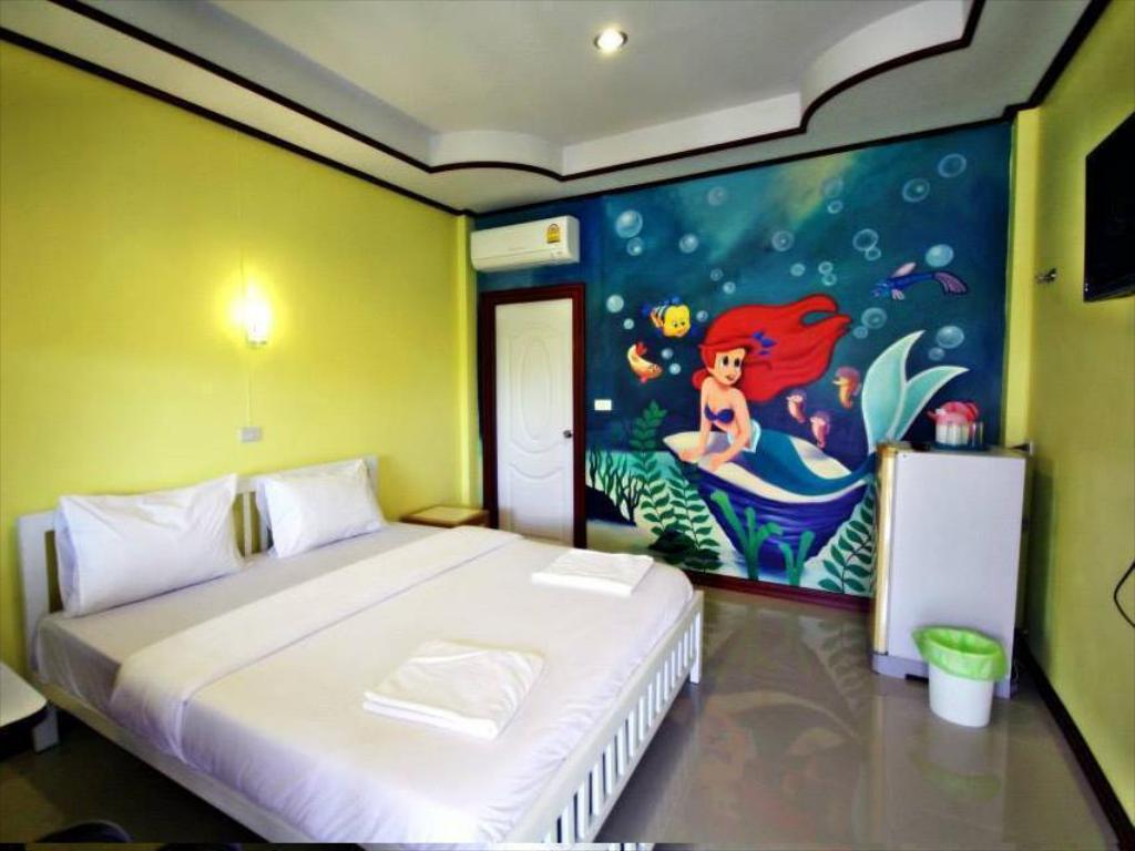 Standard Double Bed - Guestroom PC Resort