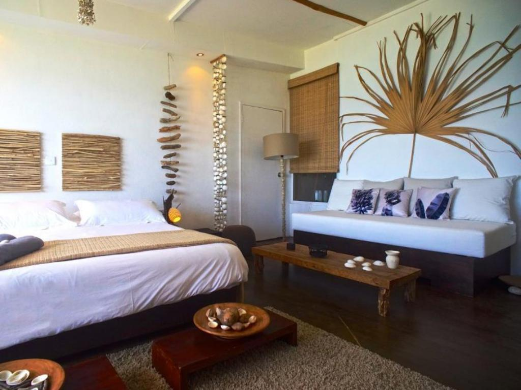 Interiér Bliss Boutique Hotel Seychelles