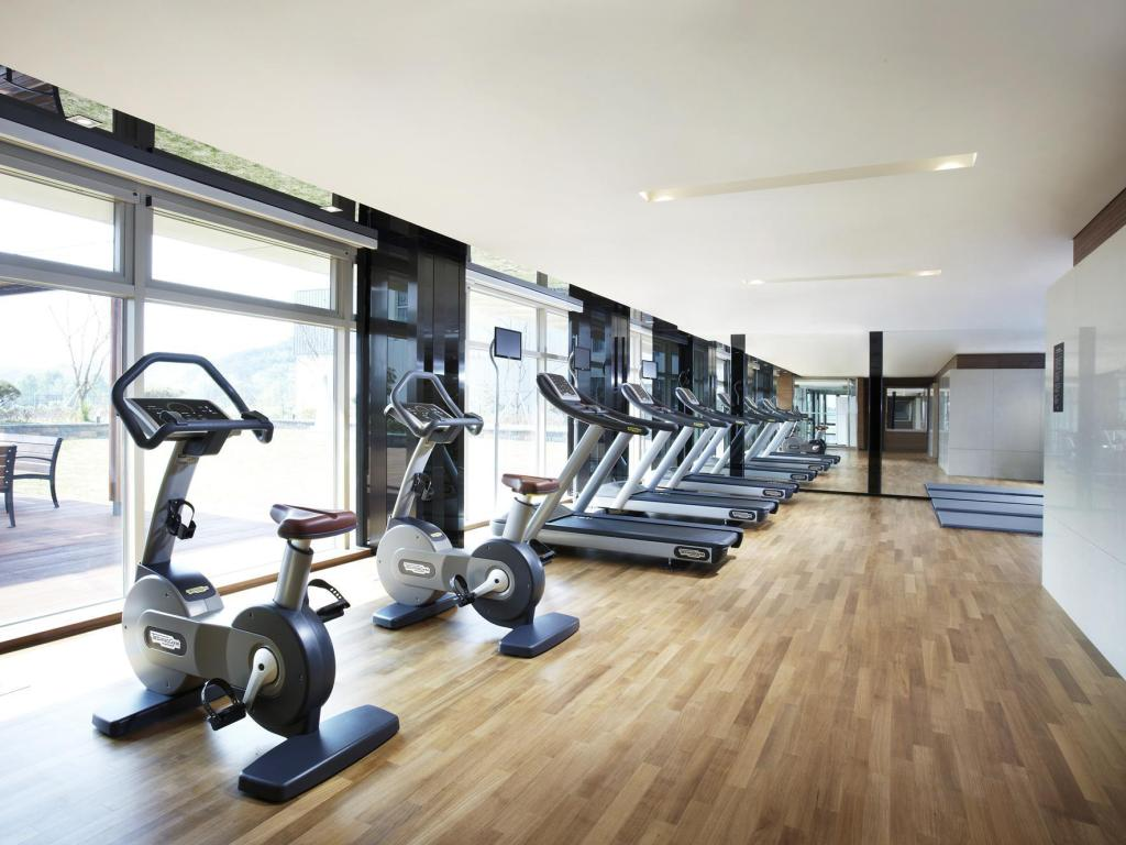 Fitness centar Lotte City Hotel Daejeon
