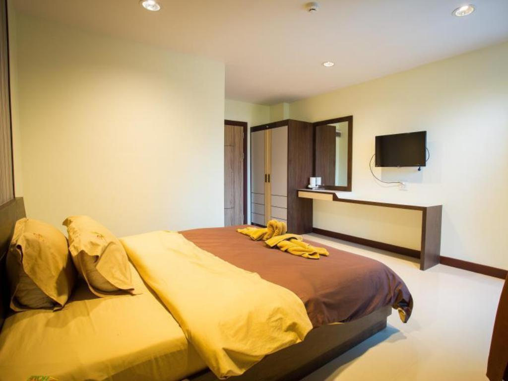 Standard Double Bed Room - Guestroom Smile Home Apartment