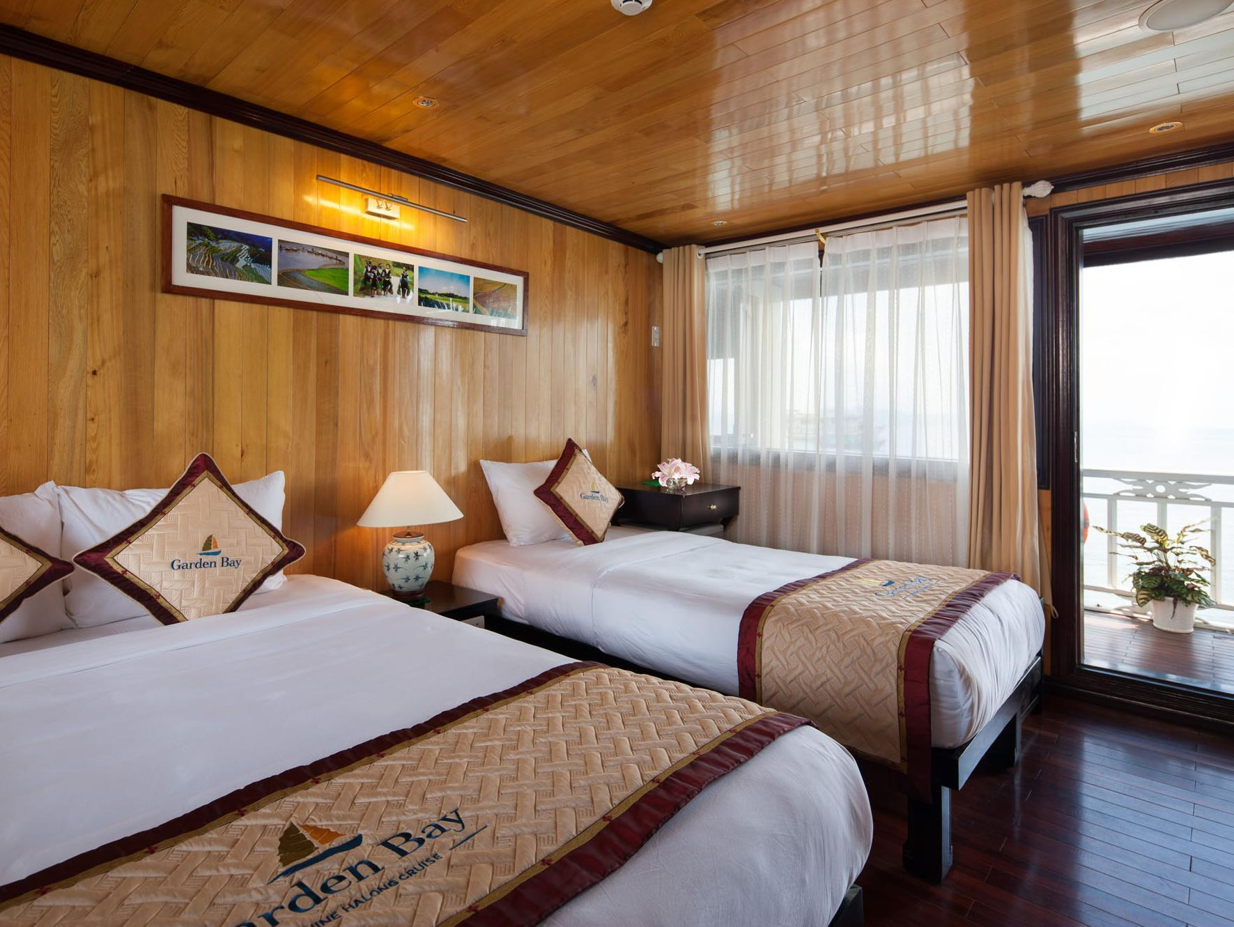 Deluxe Triple Room with Balcony - 3 Days 2 Nights