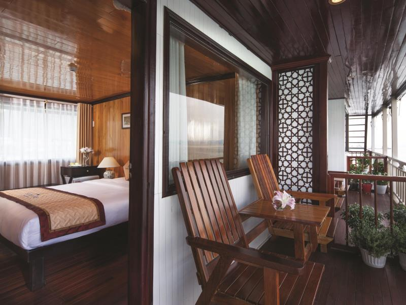 Deluxe Double or Twin Room with Balcony - 3 Days 2 Nights