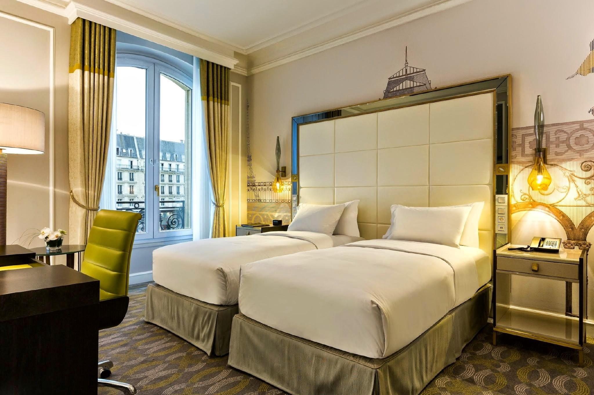 Hotel Hilton Paris Opera Room Deals Reviews Amp Photos
