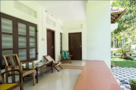 Lobby AquaLillies Water Front Heritage Homestay