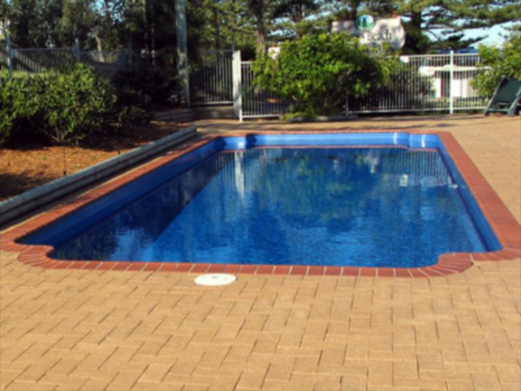 Swimming pool [outdoor] Tuross Beach Cabins and Campsites