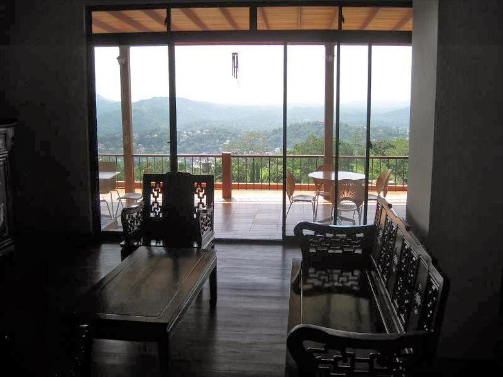 Interior view Haven Upon Hills Homestay