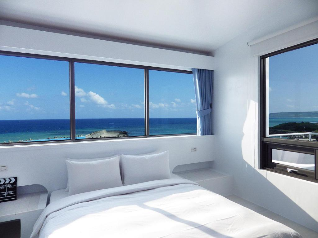 VIP Deluxe Sea View - Bed