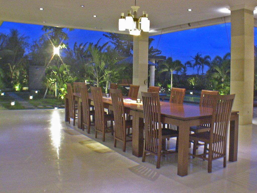 Vista interior Villa Beachside