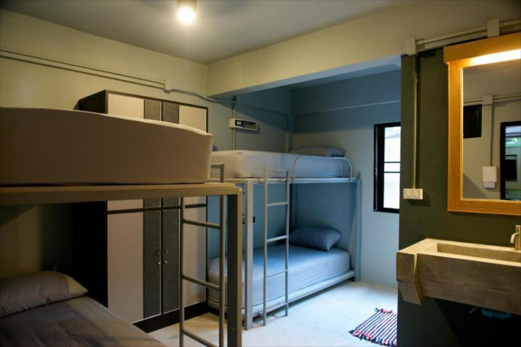 1 Person in 4-Bed Dormitory - Mixed - Guestroom 9 Hostel