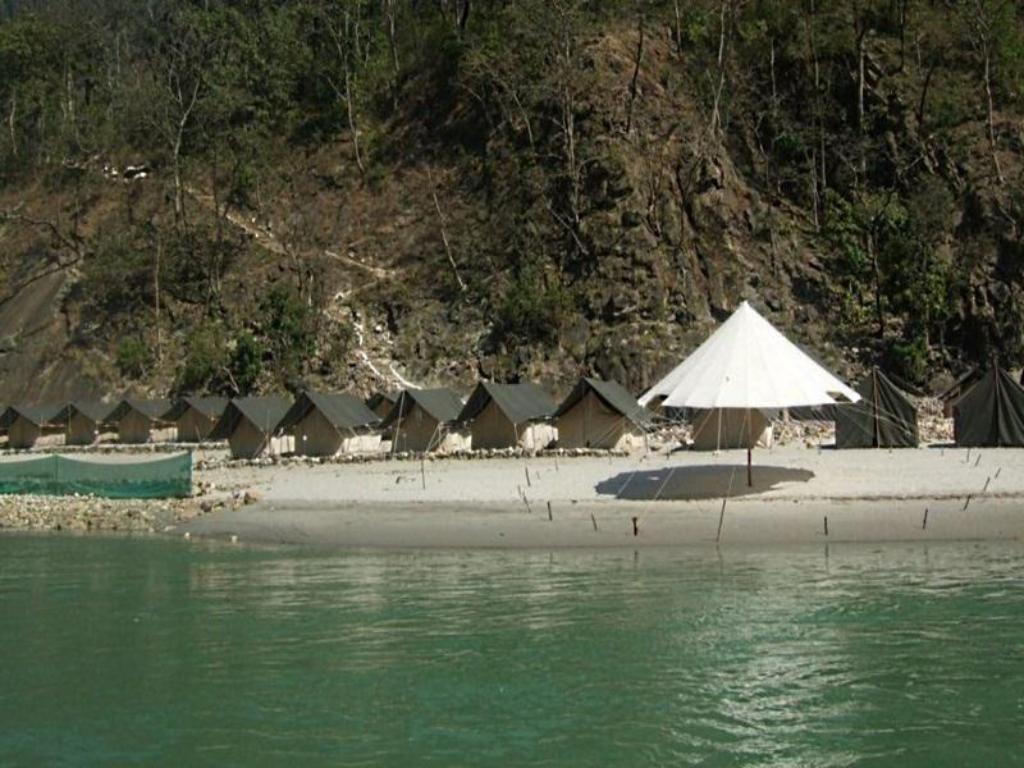 Alaknanda River Adventure Camp Byasi Tents