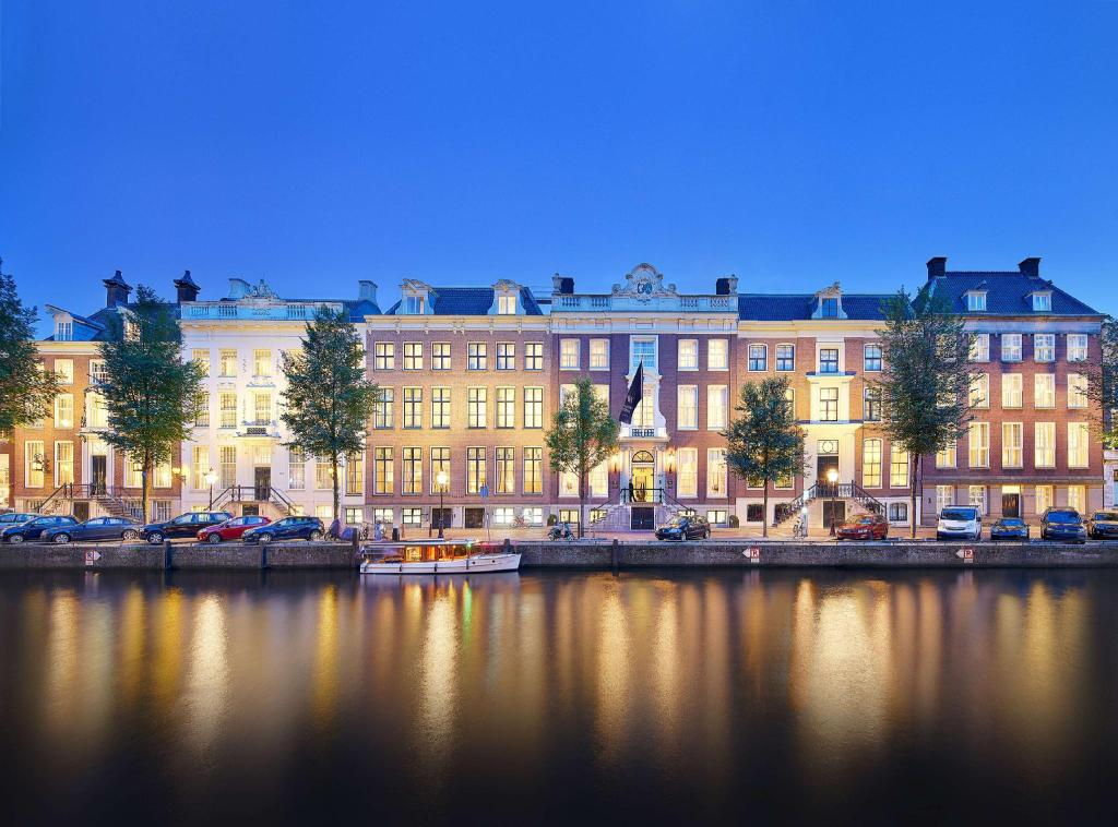 More about Waldorf Astoria Amsterdam