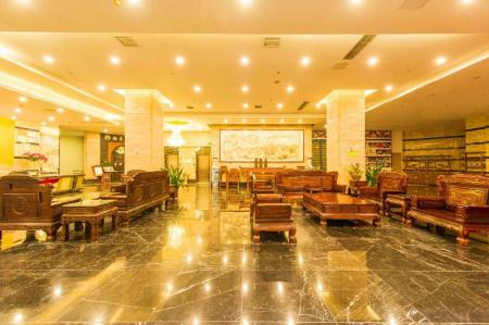 Lobby Jinshuiwan International Hotel Guilin High Speed Railway North Station Branch