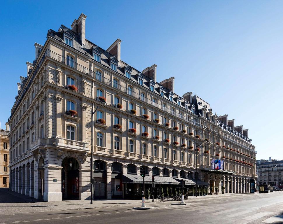Hotel Hilton Paris Opera, Frankreich ab 190 € - agoda.com