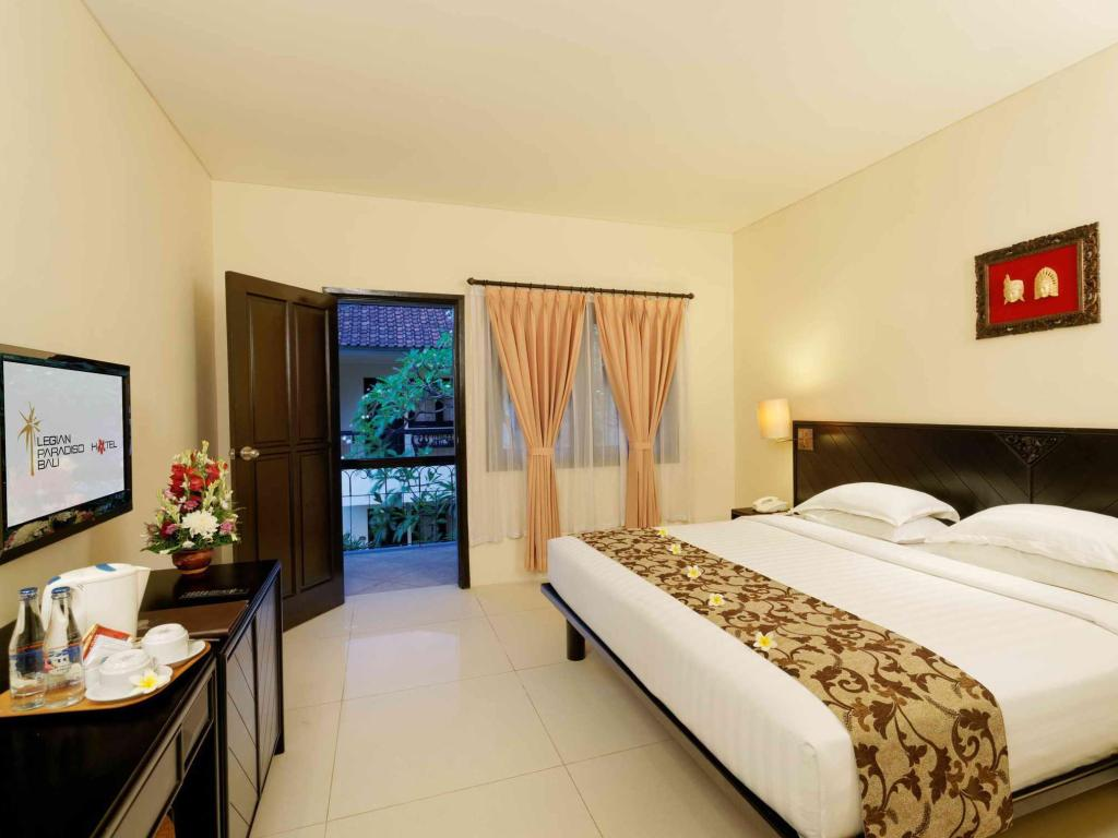 Exterior: Best Price On Legian Paradiso Hotel In Bali + Reviews
