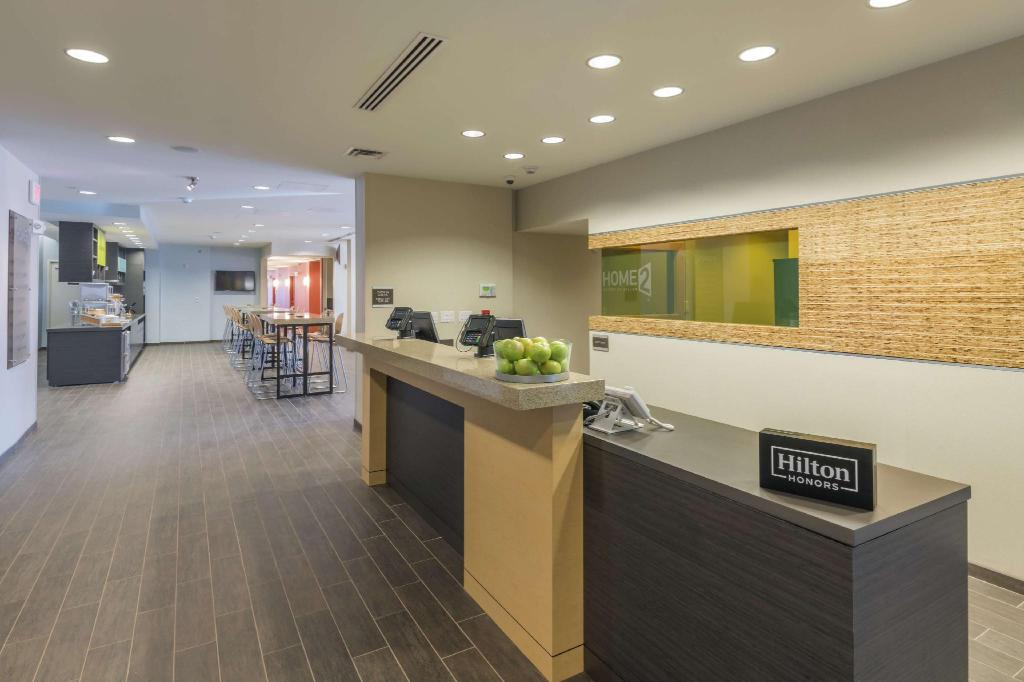 Lobby Home2 Suites by Hilton Kansas City Downtown