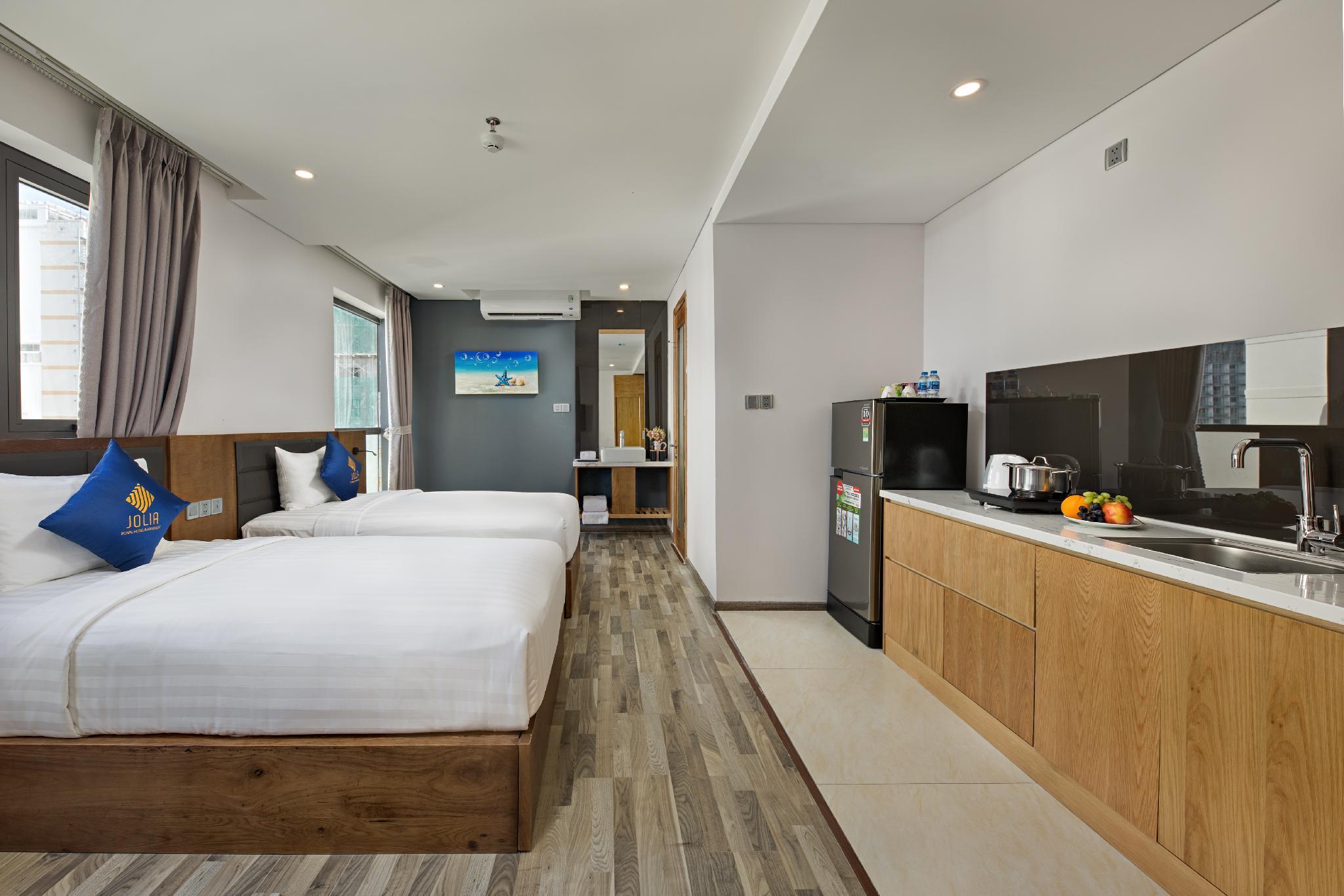 Jolia Hotel And Apartment DaNang Vietnam