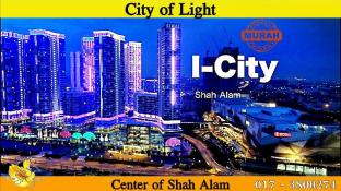 Sinar Rasa Homestay at I-City
