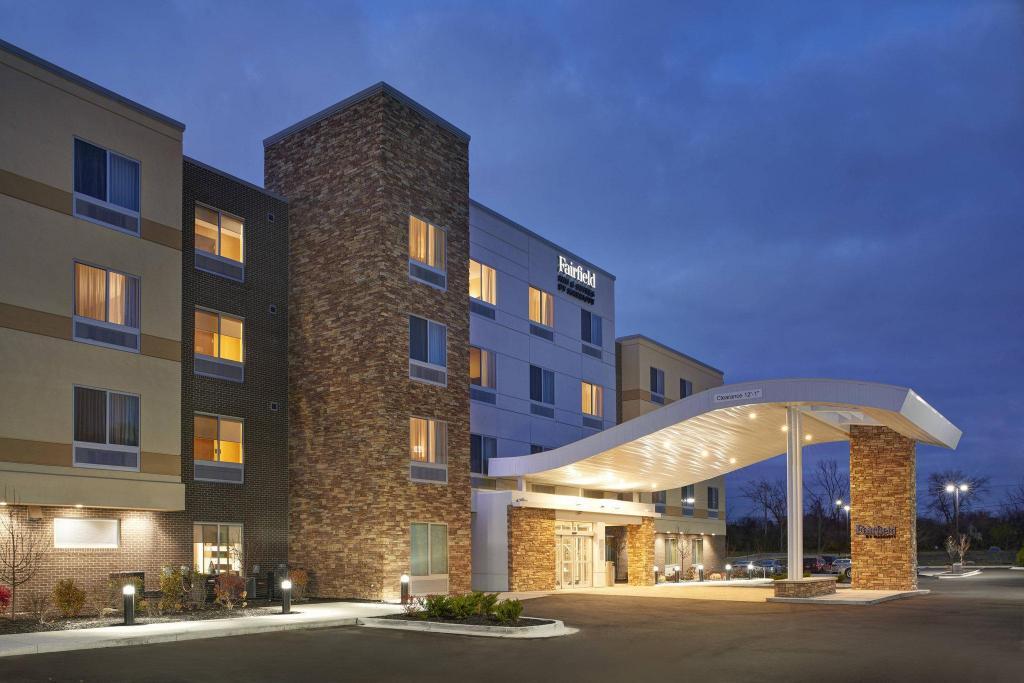 Fairfield Inn Suites Ann Arbor