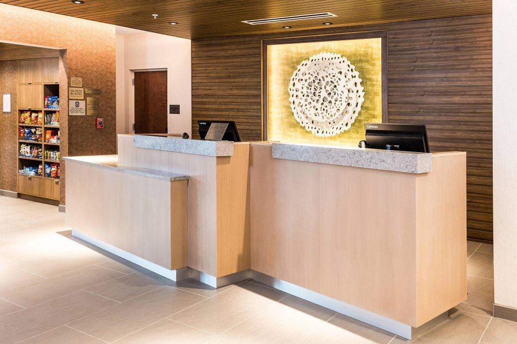 Lobby Fairfield Inn & Suites Crestview