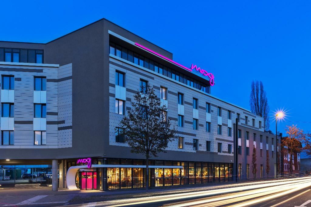 Moxy Duesseldorf South