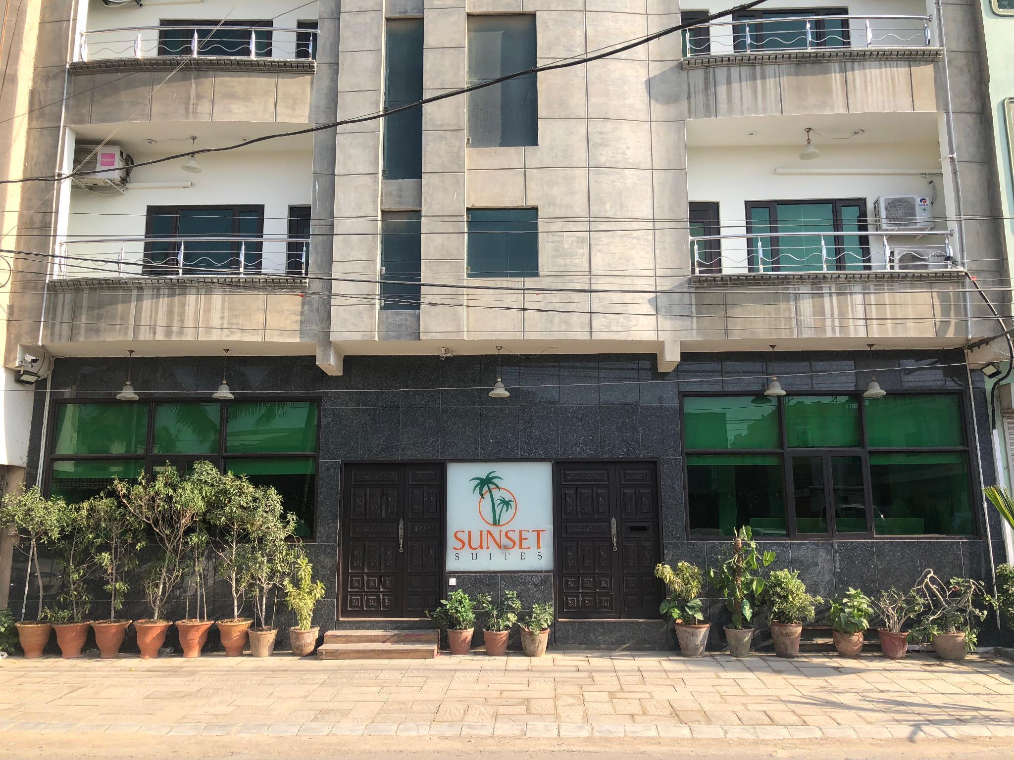 SUNSET SUITES in Karachi - Room Deals, Photos & Reviews