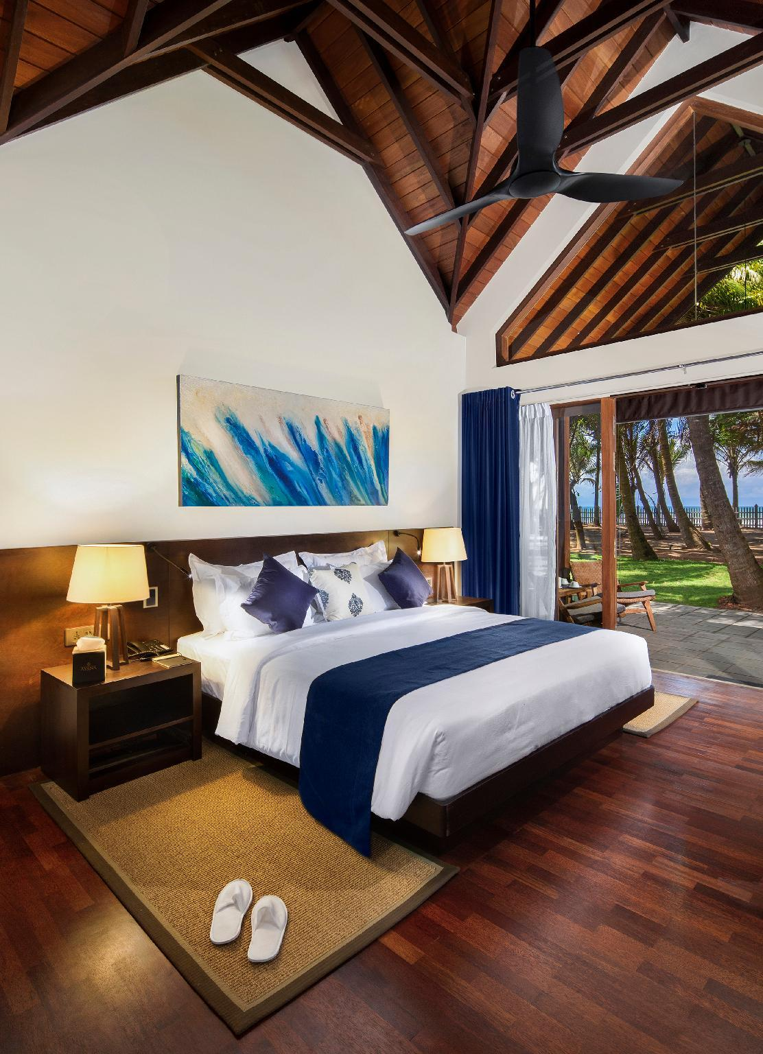 Ocean View Room with King Bed and Private Pool