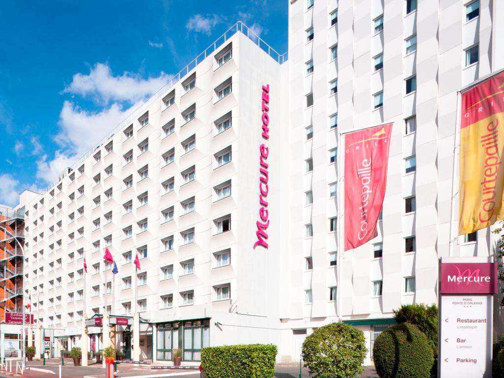More about Mercure Paris Porte D'Orleans Hotel