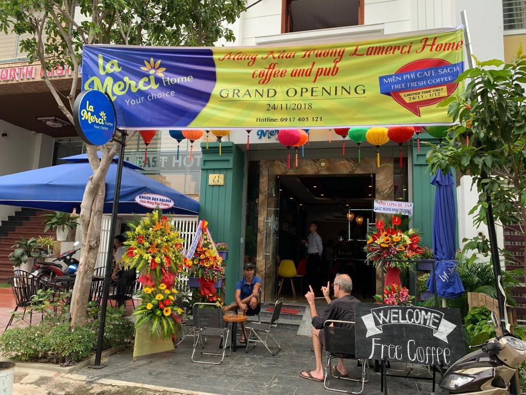 La Merci Home Coffee Pub Hostel Da Nang Deals Photos