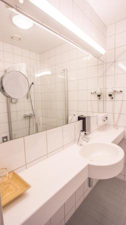 1 Single Bed, Non-Smoking - Bathroom Best Western Plus Hotell Hordaheimen