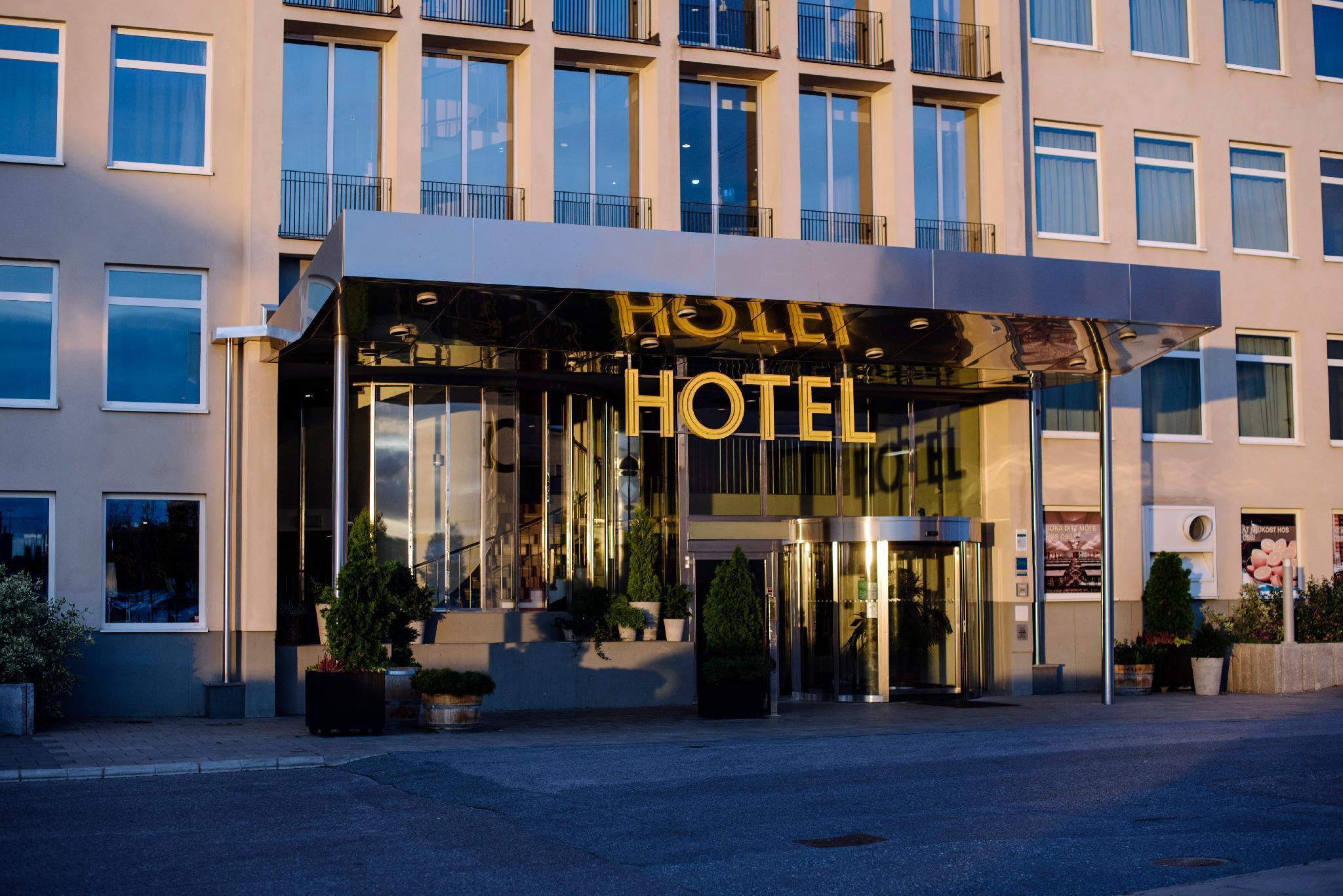 Morning hotel bromma