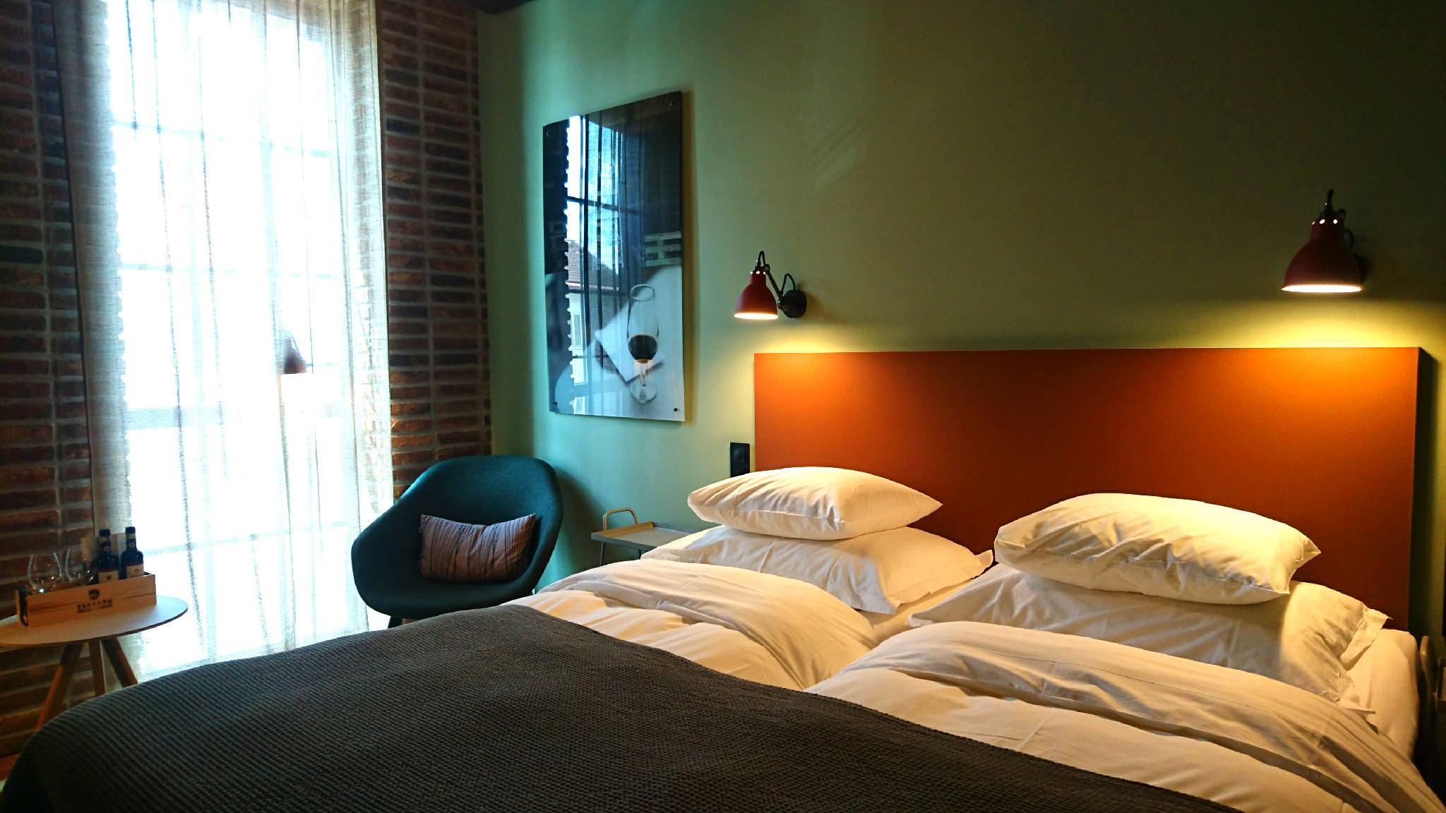 2 Single Beds, Non-Smoking, Standard Room