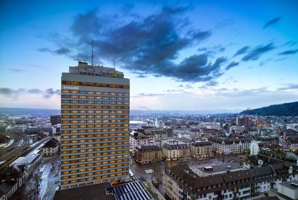 More about Swissotel Zurich Hotel